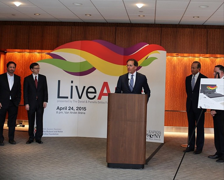 LiveArts Press Conference