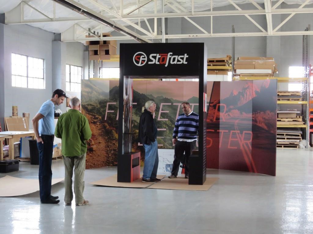 StaFast Booth